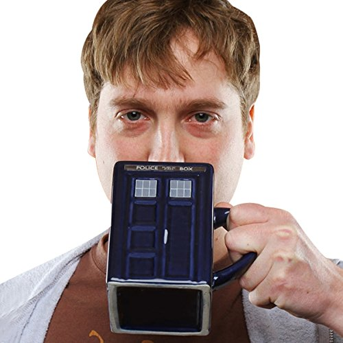 Tazza di caffè Doctor Who TARDIS
