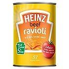 Heinz Beef Ravioli in Tomato Sauce, 400 g