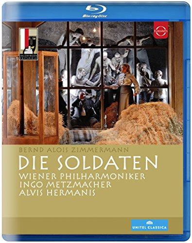 Bernd Alois Zimmermann - Die Soldaten (Salzburg 2012) [Blu-ray]
