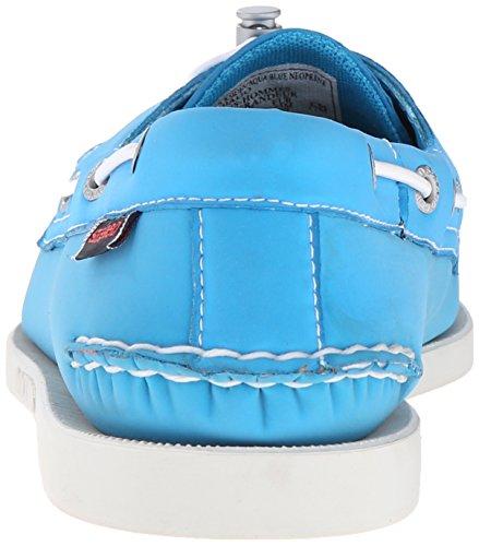 Sebago Neoprene Bootsschuhe DOCKSIDES Blue Aqua Herren rwxqXfCrv