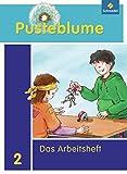 Pusteblume. Das Sachbuch - Ausgabe 2009 für das 1. - 3. Schuljahr in Hamburg, Hessen, Nordrhein-Westfalen, Saarland und Schleswig-Holstein: Arbeitsheft 2 + FIT MIT