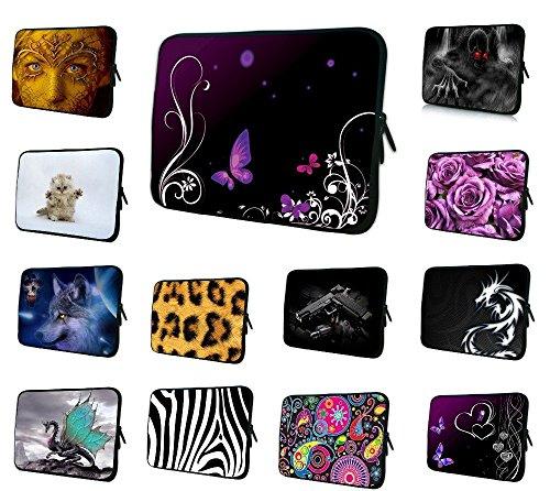 ARBUYSHOP 7 8 9,7 10 12 13 15 17 pollici Tablet Case Mini PC Laptop Bag 10,6 12,1 13,3 15,4 15,6 borsa del computer Soft Cover Protector