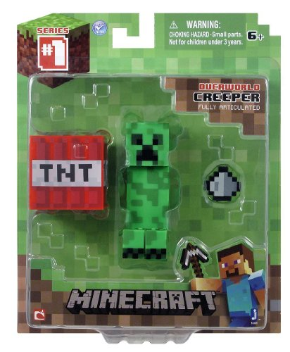 Minecraft 0885784129860 – Creeper