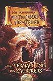 Die Welt der 1000 Abenteuer - Das Vermächtnis des Zauberers: Ein Fantasy-Spielbuch bei Amazon kaufen