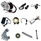 Electric 24V 250W E-Bicycle Project kit (Black)
