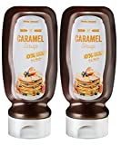 Body Attack Caramel Sirup, 2er Pack (2x 320ml)