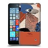 Head Case Designs Offizielle British Museum Pflaster Gemeinschaft Und Pflege Ruckseite Hülle für Microsoft Lumia 640 / Dual SIM