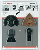 Bosch Fliesen-Set, 4-teilig OHNE STARLOCK
