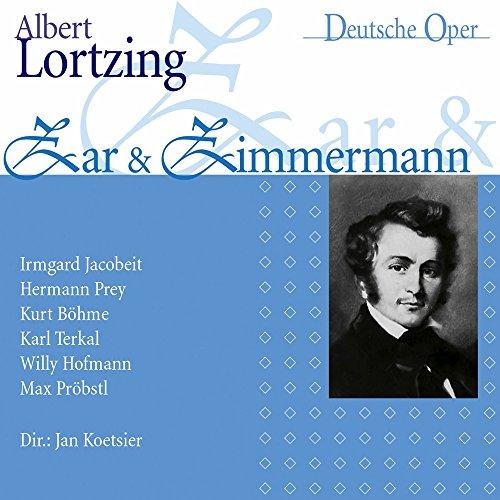 Zar und Zimmermann (2CD)