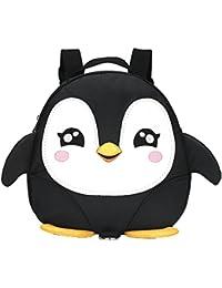 Preisvergleich für Freitop Kinderrucksack Anti Verloren mit Brustgurt ab 1 Jahre Pinguin Schulrucksack Kindergartenrucksack Schulranzen...