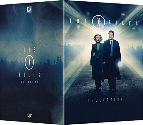 X Files s1 -s10 + Essential  - Exclusiva Amanzon  (64 DVD)