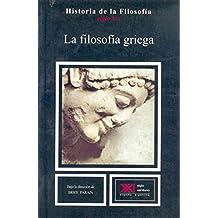 Historia de la filosofía: La filosofía griega: 2