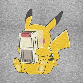 TEXLAB - Gaming Chu - Herren T-Shirt Grau Meliert