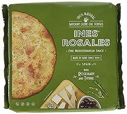 Ines Rosales Tortas de Aceite  'Rosmarin & Thymian', 1er Pack