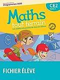 Mathématiques CE2 Cycle 2 Maths tout terrain : Fichier de l'élève