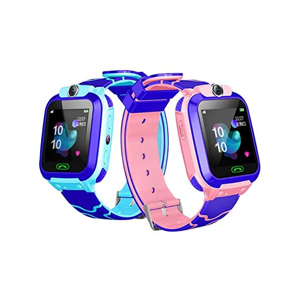 Smartwatch Para Niños Pantalla Táctil De 1.54 Pulgadas 2019 Nuevo Reloj Inteligente Para Niños, Teléfono Con Reloj… 1