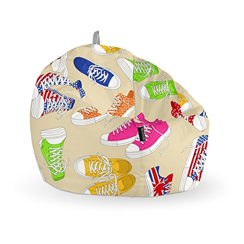 HAPPERS Puff Pelota Estampado Zapatillas
