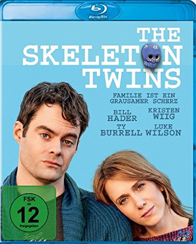 The Skeleton Twins [Blu-ray]