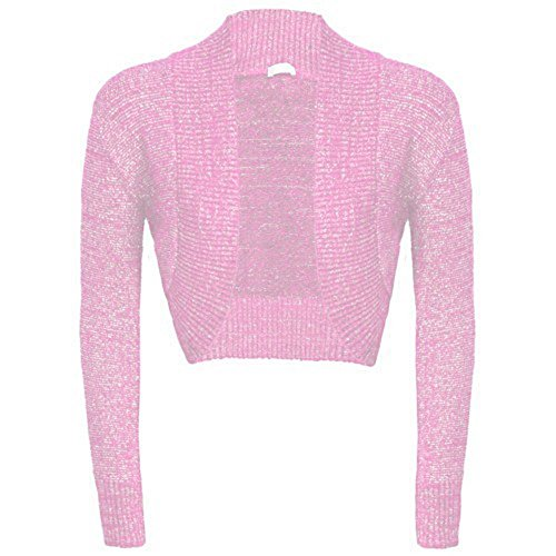 The Home of Fashion -  Cardigan  - Donna Baby Pink