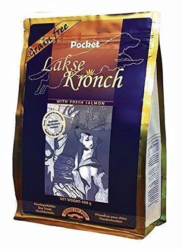 lakse-kronch-poche-snack-pour-chiens-nous-baiser-grain-gratuit-600g