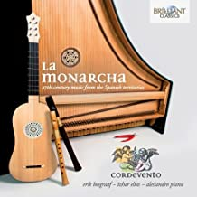 La Monarcha: 17th-Century Music From the Spanish Territories