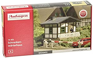 Auhagen - Edificio ferroviario de modelismo ferroviario (14455)