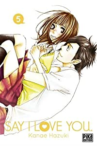Say I Love You Edition simple Tome 5