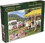 Jumbo Games Falcon de Luxe Family Holiday Jigsaw Puzzle...