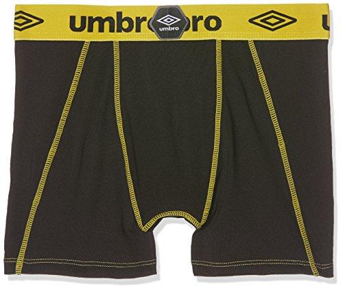 Umbro Herren Boxershorts Boxer Packx2, 2er Pack Mehrfarbig (Multicolor A6)