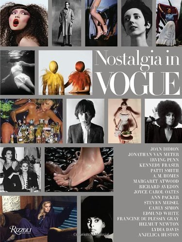 Nostalgia in Vogue by Eve MacSweeney (2011-10-05)