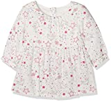 United Colors of Benetton 5DKU5Q3ME, Vestido Para Bebés, Blanco, 56
