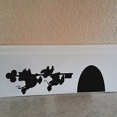 cartoon-decal-mickey-and-minnies-mouse-house-vinyl-wall-decal95x-25black