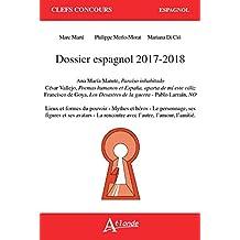Dossier espagnol 2018