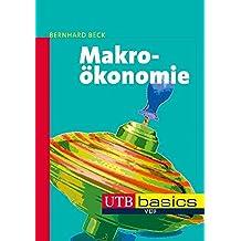 Makroökonomie (utb basics, Band 3504)