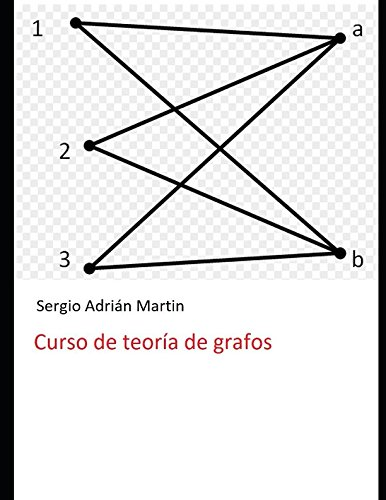 Curso de teoría de grafos por Sergio Martin