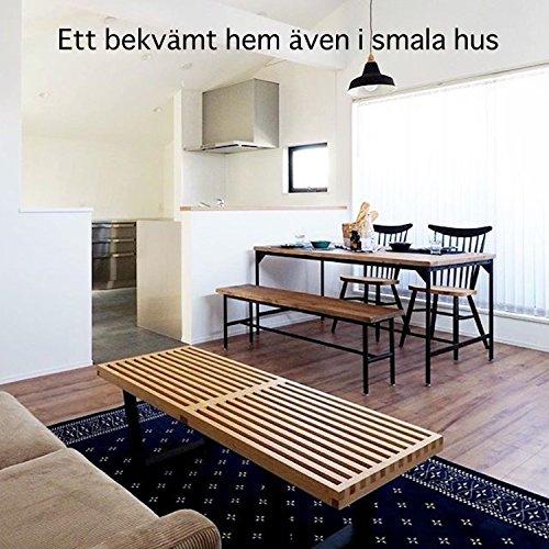 Ett bekvämt hem även i smala hus (Swedish Edition) por N Matsuura