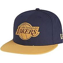 786ae6b36a928 NEW ERA para hombre gorras sombreros Buck tono LA Lakers