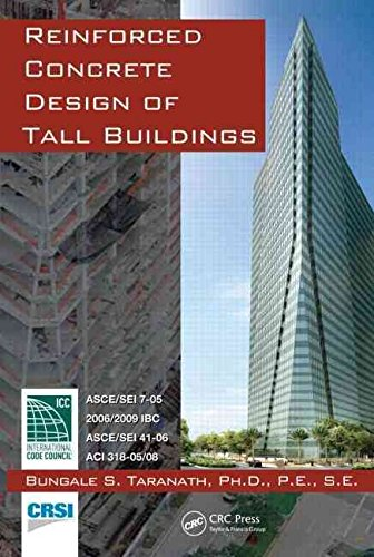 [Reinforced Concrete Design of Tall Buildings] (By: Bungale S. Taranath) [published: January, 2010]