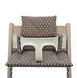 Blausberg Baby - coussins set (enduit) pour chaise haute Stokke Tripp Trapp -...