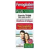 (2 Pack) - Vitabiotics Feroglobin Plus - 200 Millilitre