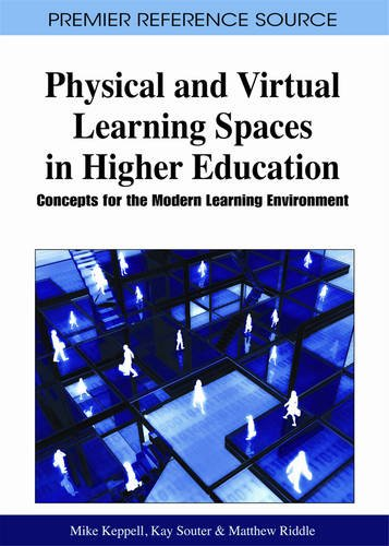 Physical and Virtual Learning Spaces in Higher Education: Concepts for the Modern Learning Environment