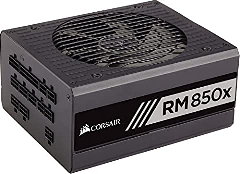 Corsair CP-9020093-EU RMX Series RM850X ATX/EPS Modulaire Complet 80 PLUS Gold 850W Alimentation PC