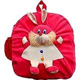 [Sponsored]Vaishno Soft Toy Kids School Bag (Pink Color) - 40 Cm (Pink)