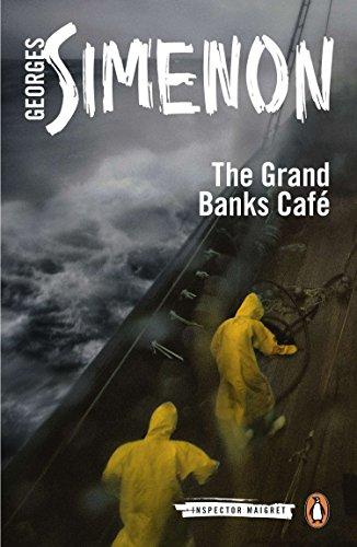 The Grand Banks Café: Inspector Maigret #8 por Georges Simenon