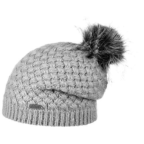 CHILLOUTS Ashley Pompom winter beanie knit beanie