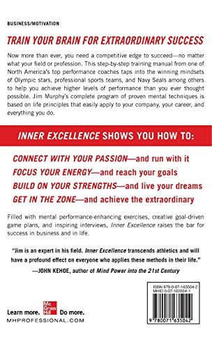 Inner Excellence: Achieve Extraordinary Business Success through Mental Toughness