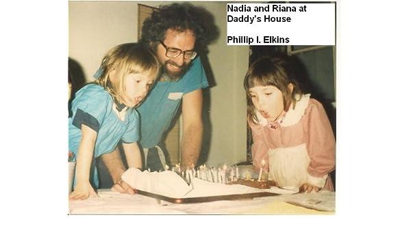 Nadia and Riana at Daddys House