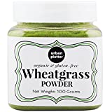 #1: Urban Platter Organic Wheatgrass Powder, 100g