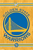 Golden State Warriors - Logo 2014 Poster Print (60.96 x 91.44 cm)