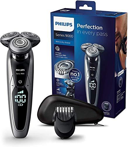 Philips Serie 9000 S9711/41 - Máquina afeitar cabezales